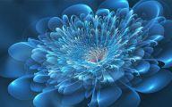 Blue Flowers 126 Free Hd Wallpaper