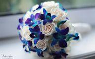 Blue Flowers For Wedding 1 Wide Wallpaper