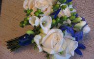 Blue Flowers For Wedding 19 High Resolution Wallpaper