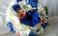 Blue Flowers For Wedding 27 Widescreen Wallpaper