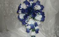 Blue Flowers For Wedding 7 Free Hd Wallpaper