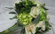 Green Flowers Wedding 18 Free Wallpaper