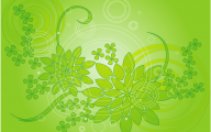 Pictures Of Green Flowers 31 Widescreen Wallpaper