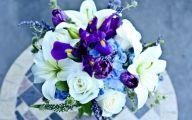 Purple Flowers For Weddings 5 Hd Wallpaper