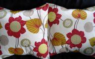 Red Flower Throw Pillows 15 High Resolution Wallpaper