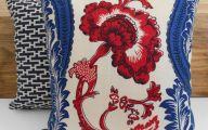 Red Flower Throw Pillows 23 Wide Wallpaper