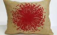 Red Flower Throw Pillows 26 Background Wallpaper