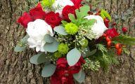 Red Flowers For Wedding 13 Desktop Background