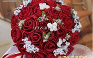 Red Flowers For Wedding 2 Free Hd Wallpaper