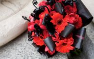 Red Flowers For Wedding 23 Widescreen Wallpaper