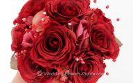 Red Flowers For Wedding 4 Desktop Wallpaper