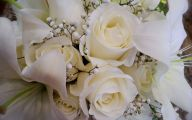 White Flowers For Wedding 29 Background