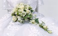 White Flowers For Wedding 3 Hd Wallpaper