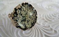 Black Flower Blossom Band 12 Cool Wallpaper