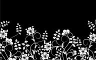 Black Flowers And Plants 30 Hd Wallpaper