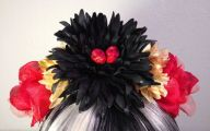 Black Flowers Song 17 Widescreen Wallpaper
