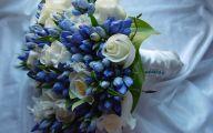 Lovely Blue Flowers  55 Desktop Wallpaper