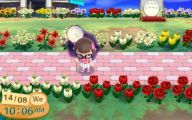 Pink Flowers Acnl 23 Hd Wallpaper