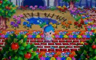 Pink Flowers Acnl 36 Background