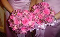 Pink Flowers Arrangements 1 Free Wallpaper
