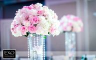 Pink Flowers Arrangements 13 Background
