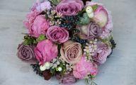 Pink Flowers Bouquet 16 Hd Wallpaper