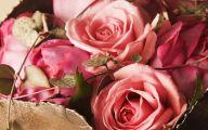 Pink Flowers Bouquet 18 Cool Wallpaper