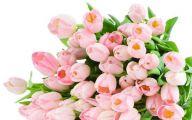 Pink Flowers Bouquet 21 Free Wallpaper