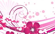 Pink Flowers By Name 13 Background Wallpaper