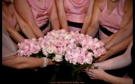 Pink Flowers For Wedding 20 Background Wallpaper