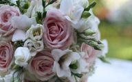 Pink Flowers For Wedding 3 Free Wallpaper