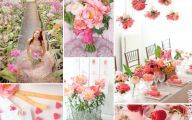 Pink Flowers For Wedding 30 Background