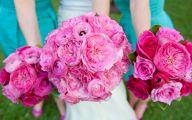 Pink Flowers For Wedding 7 Desktop Wallpaper