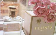Pink Flowers Perfume 4 Free Hd Wallpaper