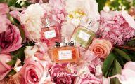 Pink Flowers Perfume 9 Free Hd Wallpaper
