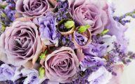Purple Flowers Bouquet 10 Cool Hd Wallpaper