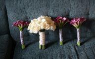 Purple Flowers Bouquet 16 Wide Wallpaper