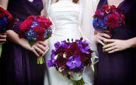 Purple Flowers Bouquet 18 Hd Wallpaper