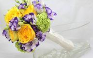 Purple Flowers Bouquet 6 Cool Wallpaper