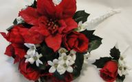 Red Flowers Bouquet 12 Cool Hd Wallpaper