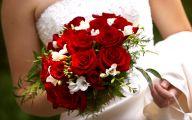 Red Flowers Bouquet 14 Free Hd Wallpaper
