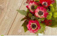 Red Flowers Bouquet 15 Desktop Background