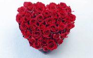 Red Flowers Bouquet 24 Desktop Wallpaper
