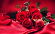 Red Flowers Bouquet 31 Hd Wallpaper
