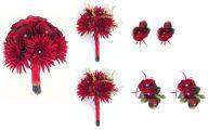 Red Flowers For Wedding 37 Desktop Background