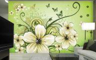 White Flower Boutique 33 Background Wallpaper