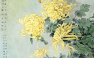 White Flowers Asian Culture 5 Hd Wallpaper