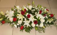 White Flowers At Funeral 14 Free Hd Wallpaper