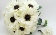 White Flowers With Black Center 10 Cool Wallpaper