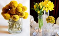 Yellow Flowers Arrangements 10 High Resolution Wallpaper
